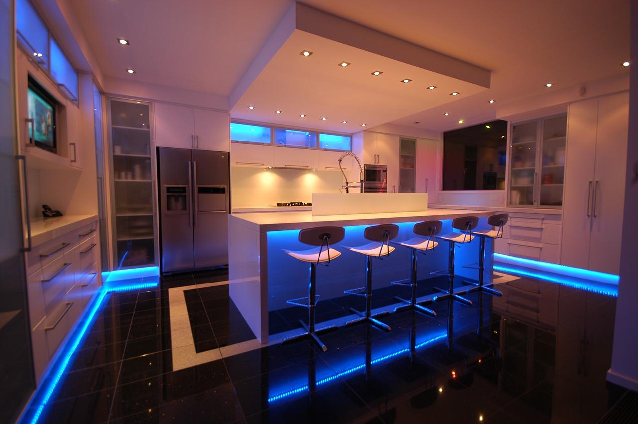 Profil LED aluminiowy – najważniejsze zastosowanie