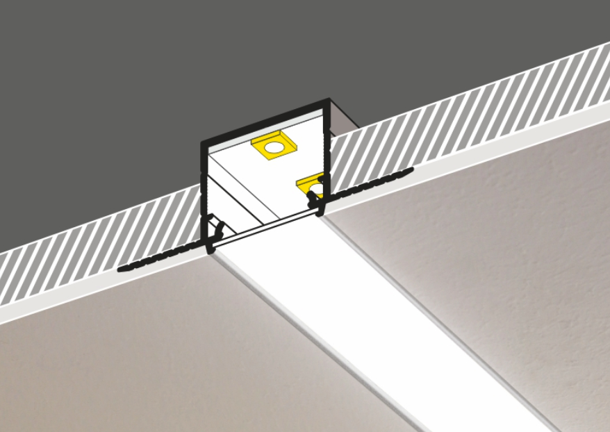 Aluminiowy profil LED – najlepsza ochrona Twojej taśmy ledowej